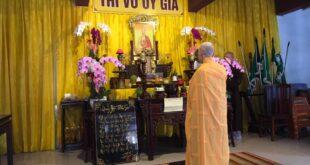 Thích Tuệ Sỹ: Cảm niệm Ân sư, Cẩn bạch nhân lễ Tưởng niệm Chung thất Trưởng lão Thích Quảng Độ