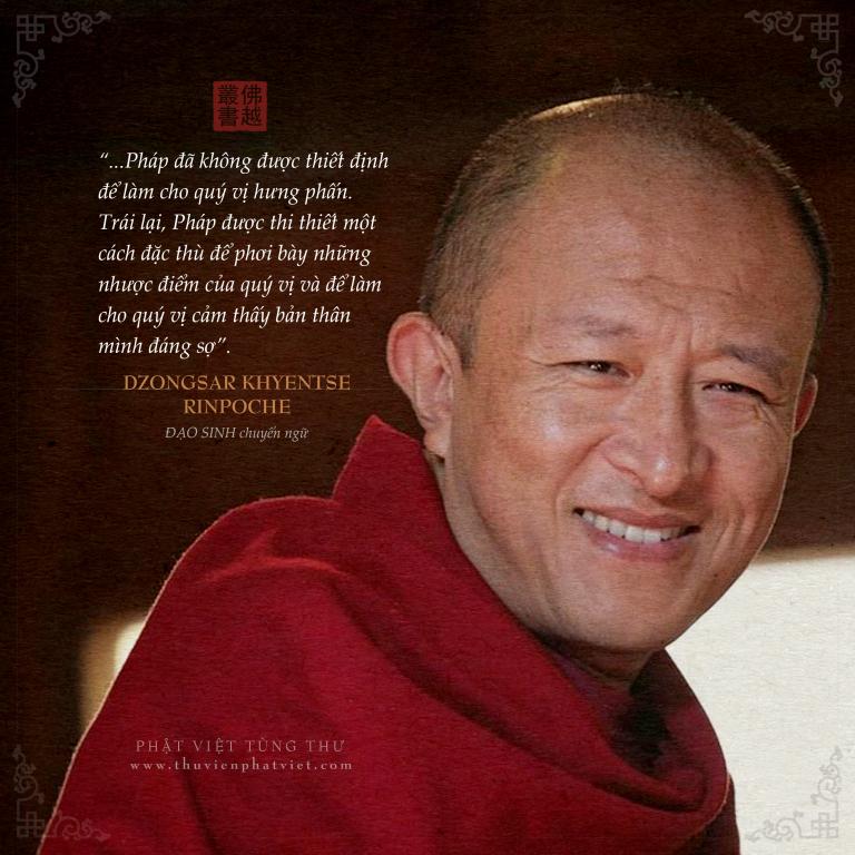 dzongsar khyentse rinpoche 1