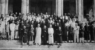 Bản Tuyên Ngôn thành lập Tổng Hội Phật Giáo Việt Nam