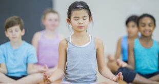 breathing techniques to inspire mindfulness in kids