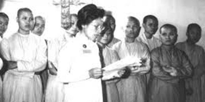 Chị Hoàng Thị Kim Cúc