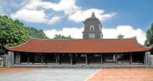 Kiêm Đạt: Ngôi chùa đầu tiên ở Việt Nam
