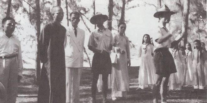 Thích Nguyên Siêu: Vị cha tinh thần của thế hệ trẻ, Thanh niên Sinh viên, Học sinh, Gia đình Phật tử